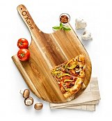 Personalized Keepsake Gifts: Personalized Pizza Peel